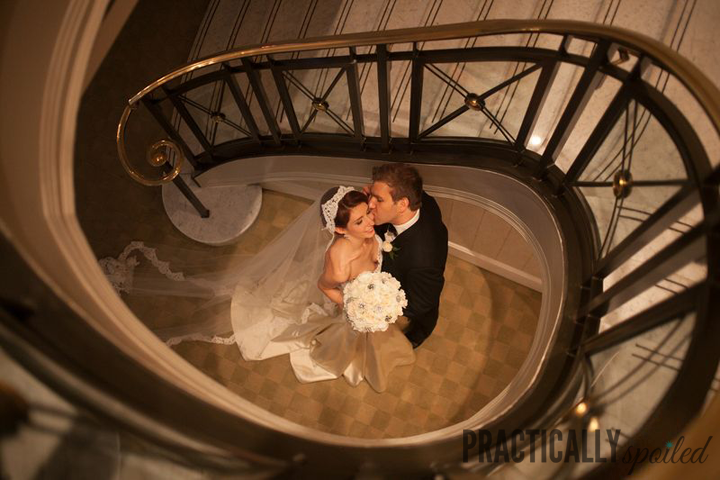 Wedding Picture @ The Ritz Carlton Philadelphia - practicallyspoiled.com