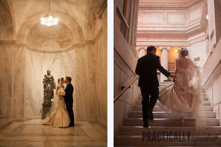 Wedding Poses @ The Ritz Carlton Philadelphia - practicallyspoiled.com