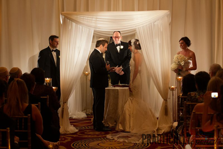 Under The Chuppah - practicallyspoiled.com