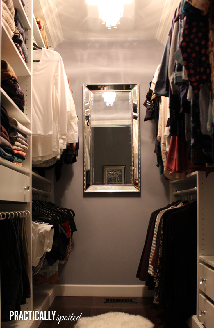 Mastering The Closet An Ikea Pax Hack